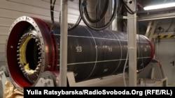 Нове оперативно-тактичне озброєння виготовляють на Павлоградському хімзаводі
