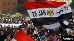 Egipat: Prva godišnjica revolucije