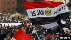 FOTOGALERIJA: Egipat - Prva godišnjica revolucije
