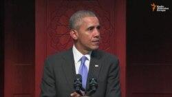 Obama osudio netrpeljivost tokom posjete džamiji