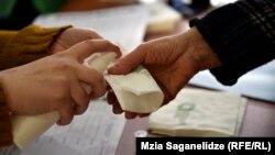 Помимо Озургети и Хашури второй тур голосования состоится в Кутаиси, Мартвили, Казбеги и Боржоми