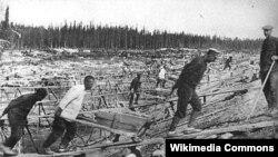 Строительство Беломорканала. Горький или Солженицын?