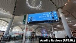 Стамбульский аэропорт