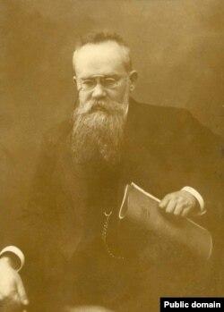 Міхайла Грушэўскі ад сакавіка 1917 да красавіка 1918 году ўзначальваў Украінскую Цэнтральную Раду — тагачасны парлямэнт
