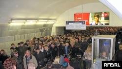 К Московскому метрополитену у Счетной палаты появились претензии