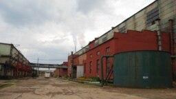 Олеумный завод в Бийске