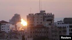 Газа, 16.11.2012.