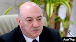 Завотделом АП по работе с правоохранительными органами Фуад Алескеров