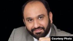 Иран блогері Мехди Хазали.