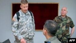 ქართველი, ამერიკელი და თურქი სამხედროები ვაზიანის სამხედრო ბაზაზე, ნატოს სწავლების დეტალებს განიხილავენ