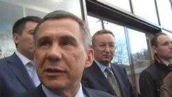 """Миңнеханов: """"Кырым белән элемтәләр сыеграк иде"""""""