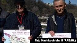 По мнению грузинских гидов, желательно, чтобы о ситуации в Грузии, о законе «Об оккупированных территориях» туристов информировали и при въезде в страну