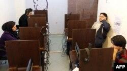 Интернет кафе во Техеран
