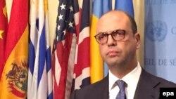 Шефот на италијанската дипломатија Анџелино Алфано