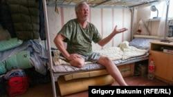 Участник вооруженного конфликта на востоке Украины Владимир Феденко