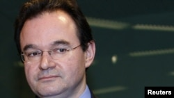 "Greek Finance Minister George Papaconstantinou: ""This is not a country of international cheats."""