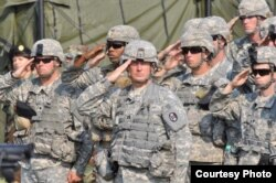 Exeriții militare cu participarea experților NATO la Bălți