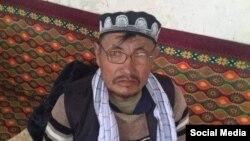 Султанмакмат Абдугани уулу, проживающий в селе Коктурк на Малом Памире.