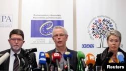 OSCE na konferenciji za novinare o predsedničkim izborima u Rusiji, 5. mart 2012.