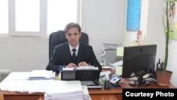 Фаррух Зиёев, директор государственного радио Таджикистана.