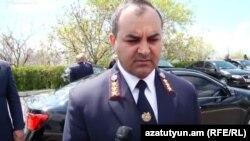 Генеральный прокурор Артур Давтян