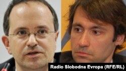 Bodo Weber i Marko Prelec
