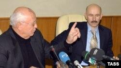 Михаил Горбачев и Павел Палажченко