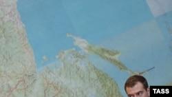 В ходе предвыборной поездки Дмитрию Медведеву предстоит посетить прежде всего проблемные регионы