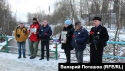 Акция памяти Бориса Немцова в Петрозаводске