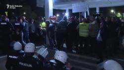 Protest u Podgorici do Javnog servisa