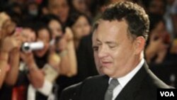 Hollivud aktyoru Tom Hanks.