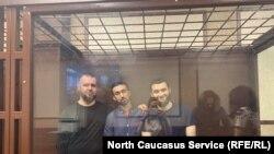 Абубакар Ризванов, Кемал Тамбиев, Абдулмумин Гаджиев