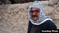 الفنان الممثل مهدي الحسيني