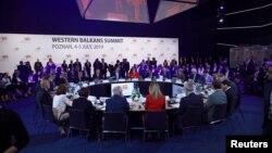 Samiti i vendeve të Ballkanit Perëndimor i mbajtur në Poznan të Polonisë në korrik të këtij viti, ku kishte marrë pjesë edhe Kosova.