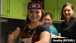 Дания Зиннәтуллина Германиядәге татар яшьләре мәҗлесенә әзерләнә