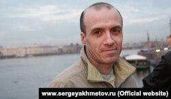 Архитектор Сергей Ахметов