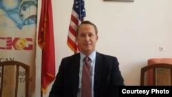 Официальный представитель Госдепартамента США Джошуа Бейкер.