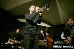 Formația lui Paul Brody în concert