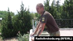 Денис Шелер, хорватський доброволець