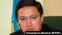 Данияр Ақышев, ұлттық банк төрағасы.