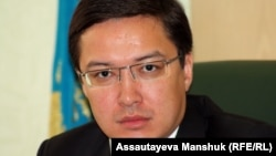 Ұлттық банктің жаңадан тағайындалған төрағасы Данияр Ақышев.