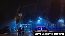 Napad na ambasadu SAD u Podgorici