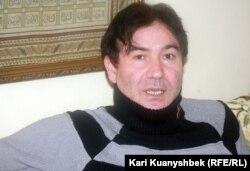 Жүсіп Пилтан. Алматы, 10 ақпан 2013 жыл.
