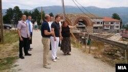Премиерот во посета на Плаошник.