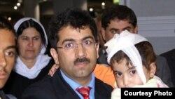 الدكتور ميرزا دنايي ممثل البيت الإيزيدي