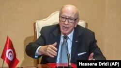 Президент Бежи Каид Ас-Себси 87 ëшида президентликка сайланган эди.