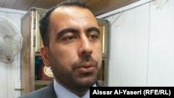 هاشم الكرعاوي رئيس اللجنة الزراعية في مجلس محافظة النجف
