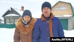 Оксана Пархоменко һәм Сергей Горбунов