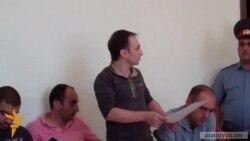 Տիգրան Առաքելյանը վրդովվեց դատարանում