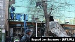 Бомбашки напад во Авганистан
